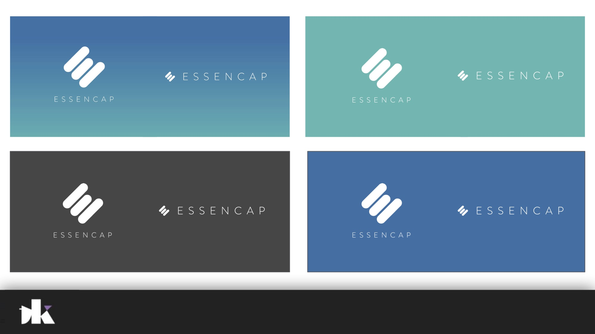 Essencap Branding Process 12